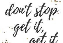 Inspirational Quotes for Girl Bosses / Inspirational quotes for girl bosses