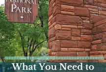 """ROAD TRIP: National Parks & Other """"Must Visit"""" places."""