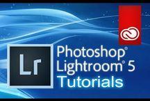 Lightroom Tutorials and Tips