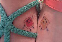 tattoos / by Ashley Pettigrew