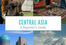Central Asia / Travel in Central Asia: Kyrgyzstan, Mongolia, Turkmenistan and other wonderful places
