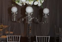 Inspired, pure and elegant / Inspired by the elegant crystal and a pure look, a new wedding concept was created...