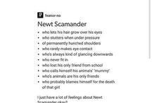 Newt Love ❤️