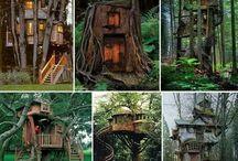 Ahí quiero vivir! / Casas y lugares en los que me gustaría estar.  / by Noelia Amarillo