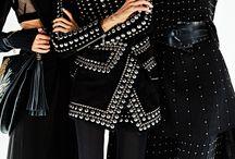 high fashion / My favourite clothes Balmain♥