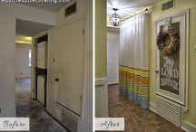 Hallway Pantry