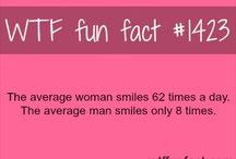 Fun facts  / by Courtney Louise ♥