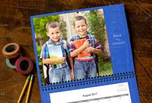 Back to School / Photo Products and Portrait Ideas for the School.