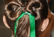 Cute hairdos / by Jennifer Gluck