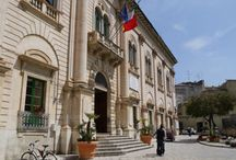 Cities in Italy - Ragusa,Sicili, Siracusa Sicily / The Baroque cities in Sicily