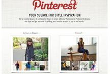 Retailers Integrating Pinterest into their Email Marketing / Pinterest's aesthetic style is seeping into all corners of digital marketing, including email! In this board we share real-world examples of brands successfully leveraging Pinterest for email. (Props to Econsultancy for identifying the first 18: http://econsultancy.com/us/blog/63813-20-retailers-integrating-pinterest-into-their-email-marketing) / by Curalate