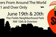 Oregon Cider Week / Cider event pics from Oregon Cider Week #ORCiderWeek #OCW15