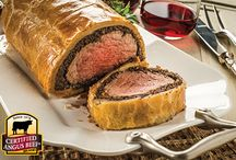 Christmas roast