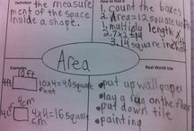 area / maths