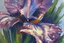 Oil paintings: John Patrick Weiss / Oil paintings