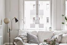 Decor - Living Room / Living room decor.