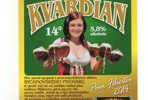 Pivní etikety a ženy / tématicky zaměřené -ženy na pivních etiketách