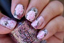 got my nails did / by Toni Brockliss