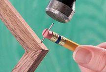 Woodwork tips