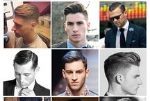 Men´s Hair and Beard Style