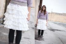 New DIY Wardrobe / DIY Women's Fashion