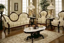 Living Rooms / Beautiful decoration ideas for the living room. / by Stella Murillo-Kenk