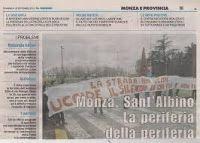 COMITATO DI QUARTIERE S.ALBINO / NEWS DAL COMITATO (spontaneo e apartitico, per il benessere del paese/quartiere)