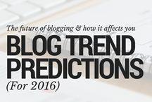 Blogging / Tips for blog