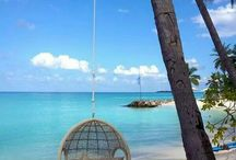 Tropical Paradise Vacations / by Linda Lewis