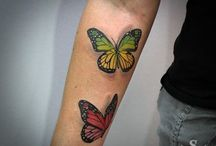 Tattoos par Lucas