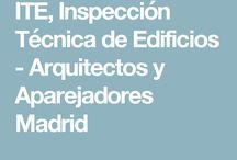 ITE, Inspecciones técnicas de Edificios / http://arquitectosat.es/ite/