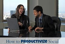 Productivity for the Entrepreneur / Time management is key to rocking this entrepreneur gig. Find the best tips on productivity that boosts profitability!