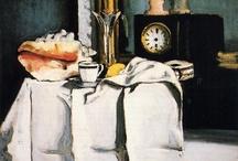 Art-Paul Cezanne / Paul Cezanne
