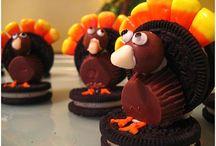 Thanksgiving / by Samantha Coffin