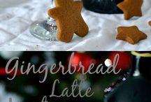 Christmas coctails