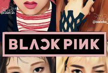 black p.Blink
