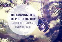 Holiday Gifts for Photographers / Gift ideas for a photographer near you.