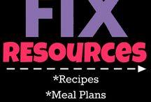 21 day fix ressources