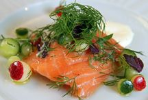 Fiskeretter, fish dishes
