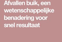 afvallen en Weight  Watchers