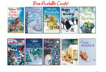 Holiday Cards - Printables