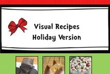 Visual Recipes