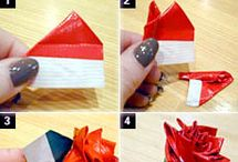 Duck Tape crafts / by Erika Calderon