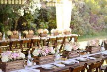 Wedding inspiration <3 / by Roz Bonneau