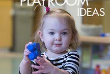Playroom  / by Lisa TwinHappy