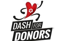 Dash For Donors Events / All things Dash for Donors