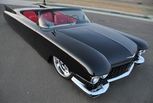 Cadillac / #Cadillac# / by ☼Norm@nd ☼Plouffe
