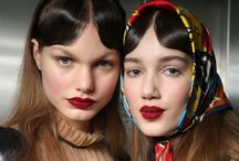 Fashion Week Hair Inspo / The very latest hair trends from the catwalk to inspire your future hair styles.