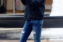 Skinny boy jeans