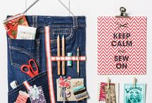 Sew DIY / Get inspired and create some of our favourite DIY sewing projects below.